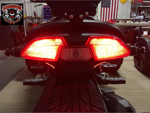 Lamonster F3 Ultra Bright LED Tail Lights (F3 & F3-S ONLY)