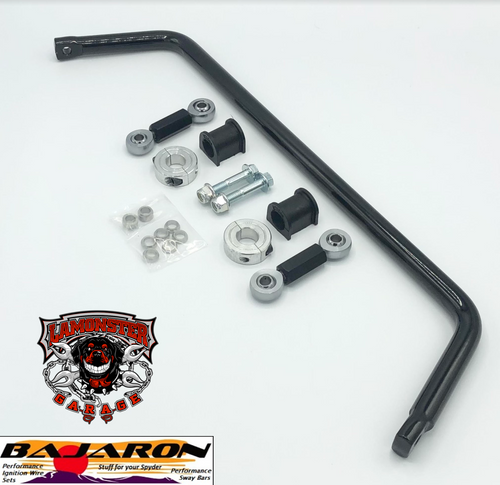 Can-Am Spyder RT BajaRon Sway Bar (2010-2012) (LGA-4012-BLACK)