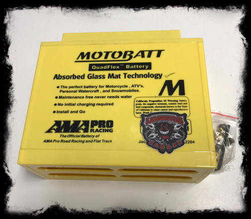 Can Am Spyder Replacement Battery MBTX24U (LGA-MBTX24U) Lamonster Approved MBTX24U