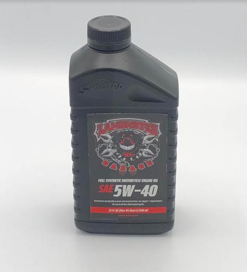 Lamonster Garage Oil 5-40 Full Synthetic (LG-6000-0540-01)