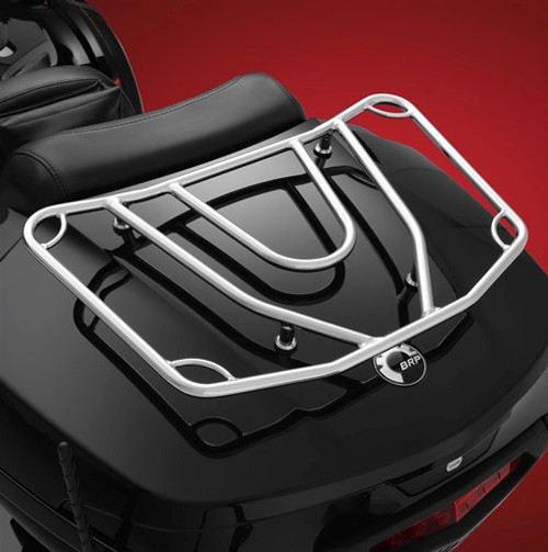 TOUR TRUNK RACK CAN AM F3-T / F3-LTD