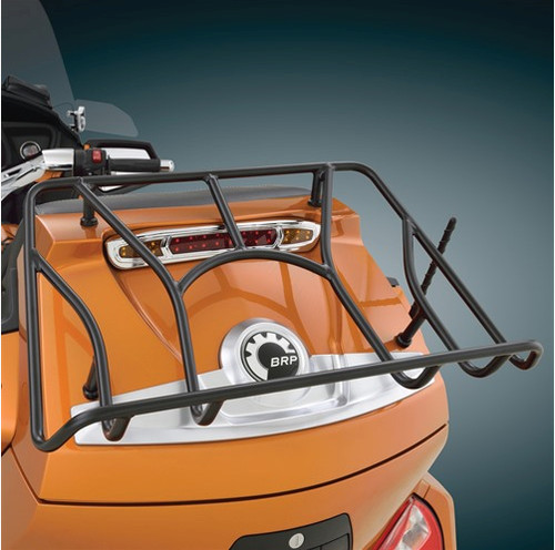 Show Chrome® RT Trunk Rack (Black) (SC-41-155BK) Lamonster Approved