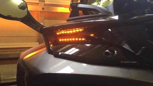 Can-Am Spyder F3 Turn Signal Blinker Kit