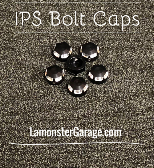 IPS Bolt Caps (LG-1034A) by Lamonster