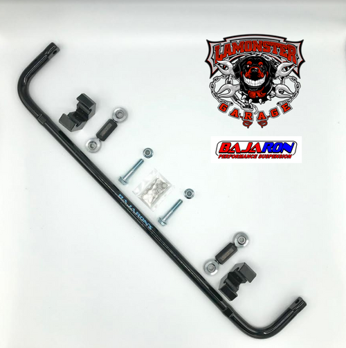 Can-Am Spyder RT BajaRon Sway Bar (2013 - 2019) (LGA-4013-BLACK) Lamonster Approved