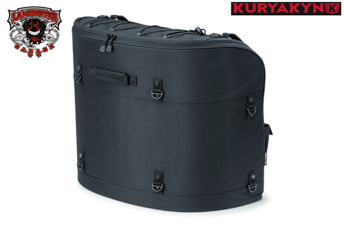 Momentum Wanderer Touring Seat Bag (KYN-5286) by Kuryakyn, Lamonster Approved #motorcycle #canamspyder #motorcycleluggage