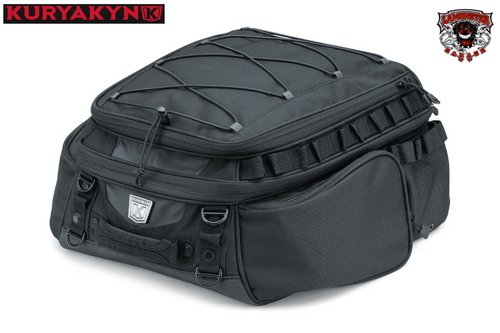 Momentum Roamer Tail Bag (KYN-5214) by Kuryakyn, Lamonster Approved #motorcycle #motorcycleluggage #canamspyder #lamonster