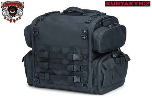Kuryakyn Momentum Road Warrior Bag (KYN-5284) Lamonster Approved