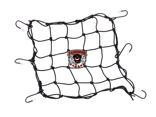 "Cargo Stretch Net  13""X13"" - Black (LGA-78-60500) Lamonster Approved"