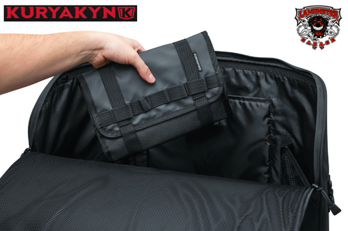 Travel Accessory Bag (KYN-5259) Lamonster Approved Multi-Fit: Fits inside of Kuryakyn luggage