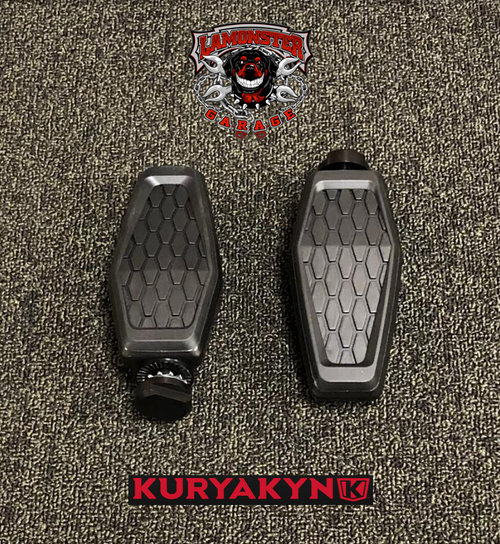 Kuryakyn Hex Pegs (KYN-5907) Lamonster Approved