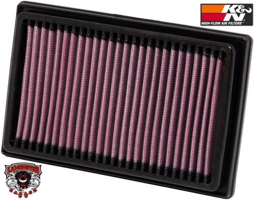 K&N Air Filter Can Am Spyder 998, 2008-2012 RS, RSS (CM-9908)
