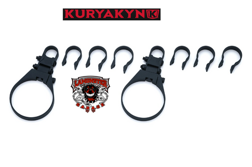 Kuryakyn Road Thunder® Sound Bar Plus by MTX® (KYN-2720)