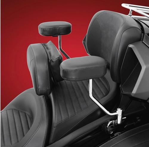 Show Chrome® Armrest kit Can Am Spyder F3 (SC-41-309) Lamonster Approved