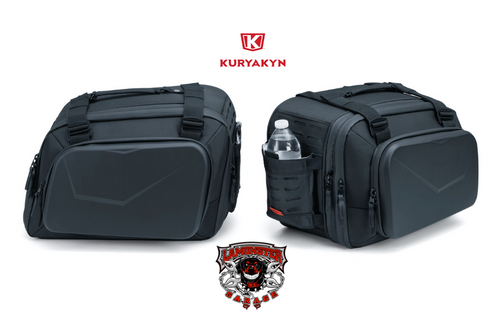 XKursion® XB Fast Lane Saddlebags (KYN-5293) Lamonster Approved