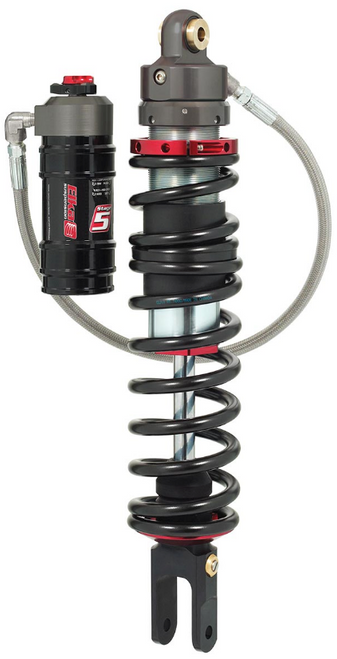 STAGE 5 HYD REAR SHOCK for CAN-AM SPYDER F3 / F3-S, 2015 to 2019 (ELKA-70010) Lamonster Approved
