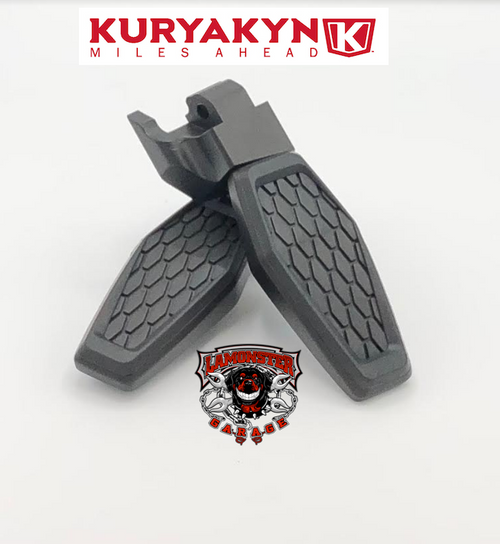 Can Am Ryker Hex Pegs (LG-1077-5907) by Lamonster
