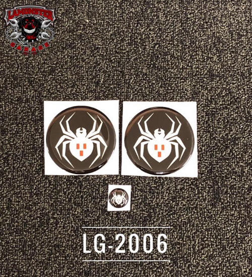Lamonster Spider Decals RT/F3-T (without top case) (LG-2006)