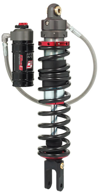 STAGE 5 HYD REAR SHOCK for CAN-AM SPYDER F3-T / F3 TOURING, 2016 to 2019 (ELKA-70020) Lamonster Approved