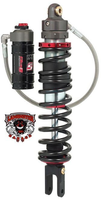 STAGE 5 REAR SHOCK for CAN-AM RYKER, (600 / 900) (ELKA-70057)