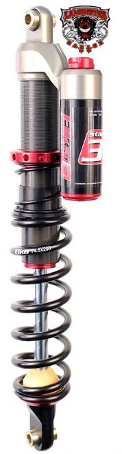STAGE 3 FRONT SHOCKS for CAN-AM RYKER, (600 / 900) (ELKA-70052) Lamonster Approved