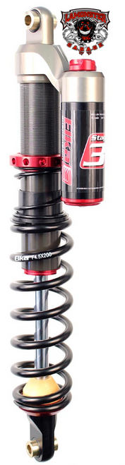 STAGE 3 REAR SHOCK for CAN-AM RYKER, (600 / 900) (ELKA-70055) Lamonster Approved
