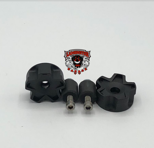 Lamonster Bar End Caps for Can Am Ryker (LG-1048)