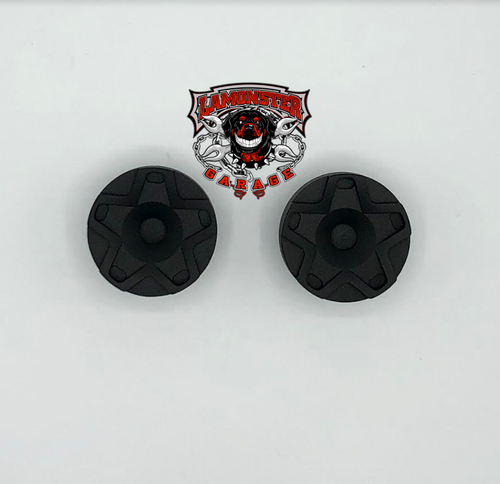 Can Am Spyder Star front axle caps (inside) (LG-1094) by Lamonster Star Inside Front Axle Cap