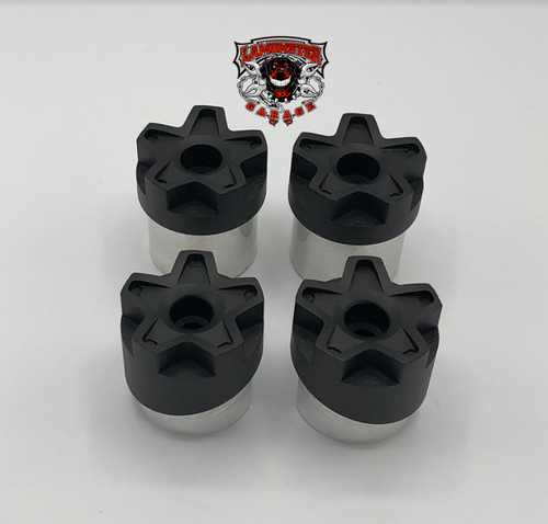 Can Am Spyder F3 Star frame caps (LG-1017-1018) by Lamonster Kit comes with four frame caps for upper and lower frame on both sides. Fits: F3/F3-S/F3-T/F3-LTD 2015 - Present