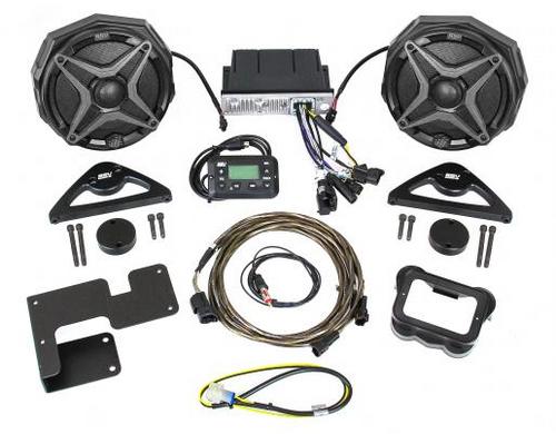 CAN-AM SPYDER F3 & F3-S 2-SPEAKER AUDIO KIT (SSV-F3-2A) SSV Works