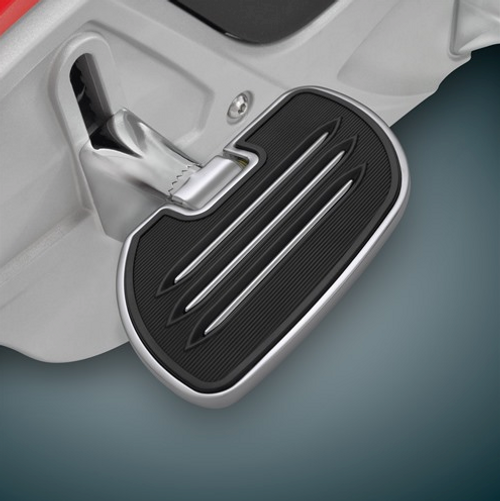 COMMANDER PASSENGER FLOORBOARDS for the CAN AM SPYDER RT (SC-41-185)