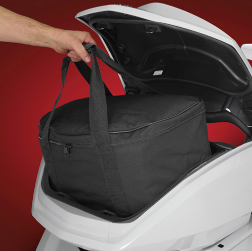 TRUNK LINER FOR THE CAN AM SPYDER F3-T / F3-LTD (HOP-HTL) Trunk Liner Shown in a 2018 Honda GL1800