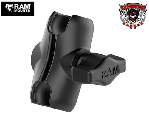 "RAM® Double Socket Arm (2"") (RAM-201UA) Lamonster Approved"
