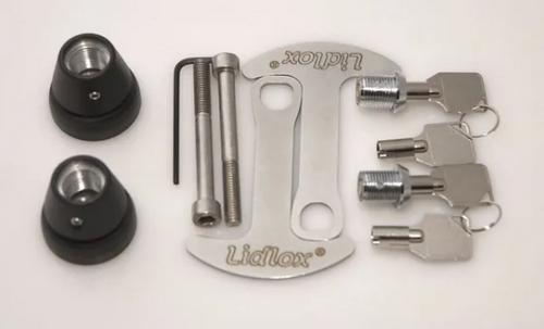 Lidlox Helmet Lock (2020 Triumph Rocket 3 Motorcycle) (LL-1012-R3)