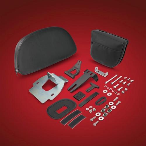 GL1800 QUICK DETACH BACKREST 2018 - Present (SC-52-956) Lamonster Approved Smart Mount Driver Backrest for Honda GL1800 (2018-)