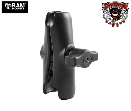 "RAM®  Double Socket Arm (3"") (RAM-201U) Lamonster Approved"