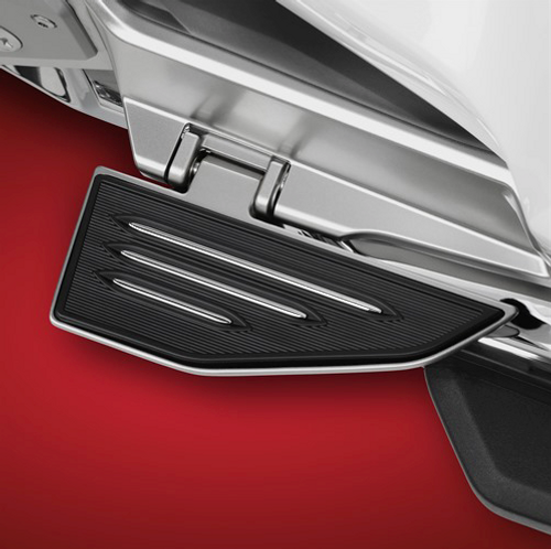 HONDA GL1800 COMMANDER PASSENGER INSERTS (SC-52-958) Lamonster Approved Passenger Board Insert on Honda GL1800 (2018-)