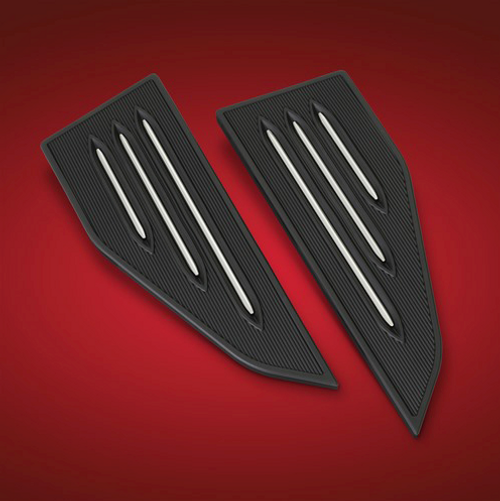 HONDA GL1800 COMMANDER PASSENGER INSERTS (SC-52-958) Lamonster Approved Passenger Board Commander Inserts for GL1800