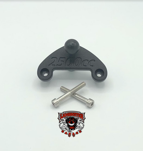 Lamonster Mount for Triumph Rocket 3, 2500CC (LG-1286-2500CC-B) by Lamonster
