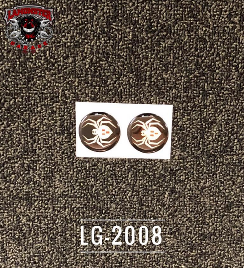 "Lamonster Spider Decals ""Wheels"" (LG-2008)"