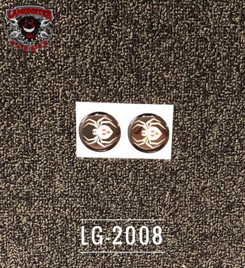 "Lamonster Spider Decals ""Wheels"" (LG-2008)"