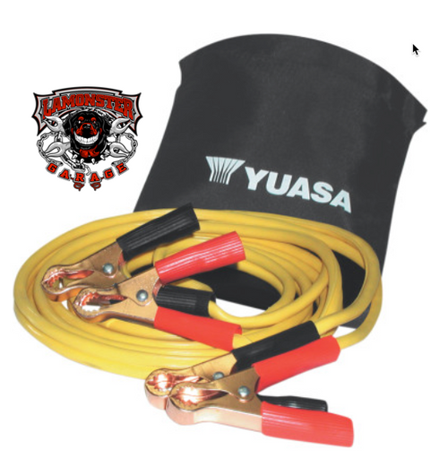 JUMPER CABLES (LGA-YUA00ACC07) Lamonster Approved