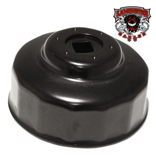Oil Filter Wrench - 65 MM/14 - Honda / Kawasaki (HF-204 / HF-303 / HF-198) (LGA-0295) Lamonster Approved