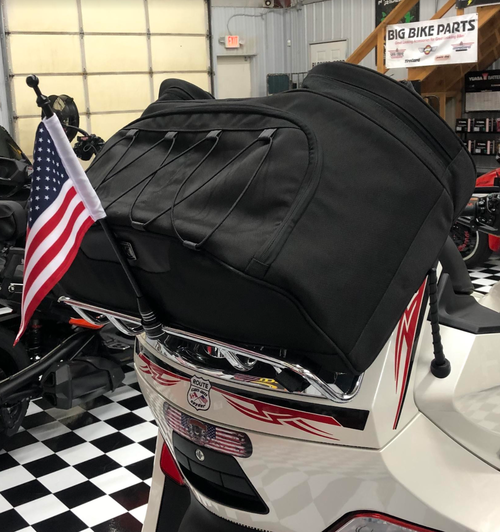 RT Trunk Rack & Bag Combo (2010 - 2019) (SC-155-5281) Lamonster Approved FLAG SOLD SEPARATELY  (LGA-2240)