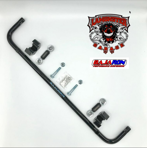 Can-Am Spyder RT Sway Bar (2020+) (LGA-4014-BLACK) Lamonster Approved