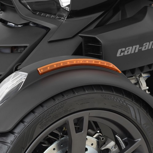 FRONT FENDER AMBER LED 2019 RT (SC-41-187)
