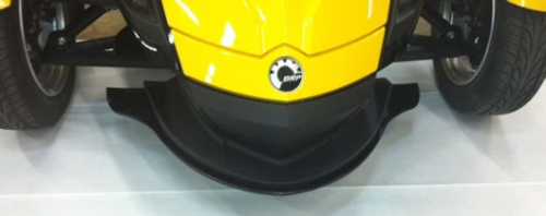 CAN AM SPYDER GS/RS/ST BUMPSKIDTM, FITS ALL YEARS 2008-2016 (SPY-124)