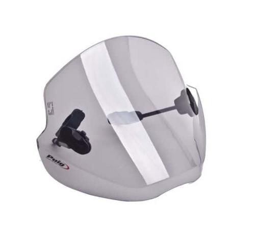 Can Am Ryker / Universal Windshield (Light Smoke) (LGA-5022H)