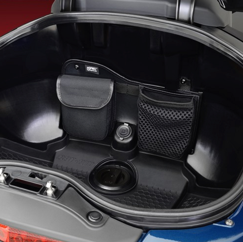 Trunk Organizer On Spyder RT