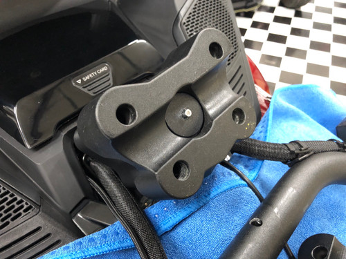 Handlebar Riser  for the Can Am Spyder F3, RT 2020+